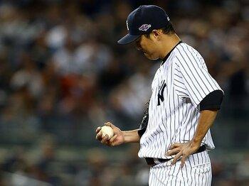 """黒田博樹は38歳でさらに進化する。メジャーで得た悟りは""""Let it be""""。<Number Web> photograph by Getty Images"""