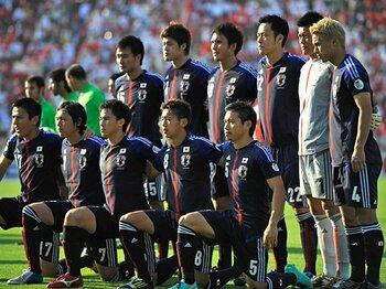 なぜ、ザックはメンバーを固定する?2013年も「耐える力」が鍵になる!<Number Web> photograph by Takuya Sugiyama