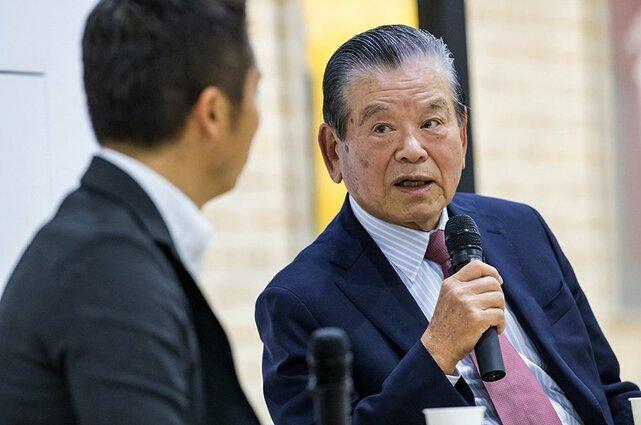 川淵三郎が相撲界の現状に物申す。 「協会はその日暮らしをしている」