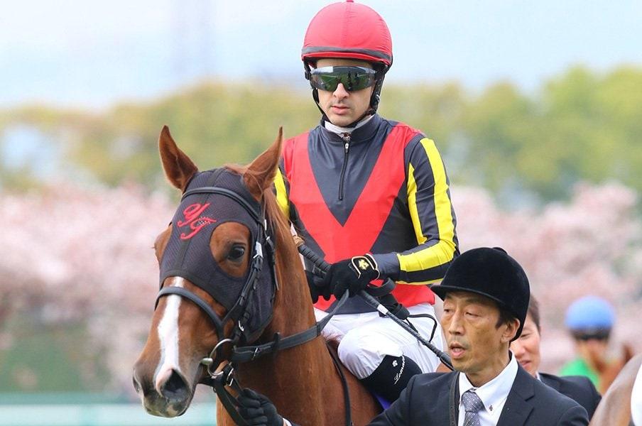 NHKマイルは道中15馬身差で進行?メジャーとロード、それぞれの思惑。<Number Web> photograph by Yuji Takahashi