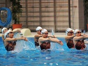 世界水泳目前で五輪出場が大ピンチ!シンクロ日本代表が陥った強化の罠。
