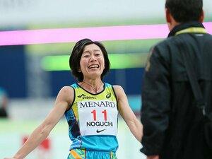 どこまでもどこまでも走りたい――。野口みずき、14年間のマラソン人生。