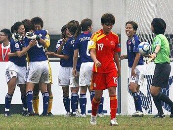 アジア杯で3位のなでしこジャパン。W杯出場決定だが、課題も明らかに。<Number Web> photograph by Sports Graphic Number