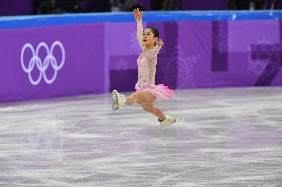 プロの舞踏家が語る女子フィギュア。世界トップ選手達への評価が面白い。<Number Web> photograph by Kaoru Watanabe/JMPA