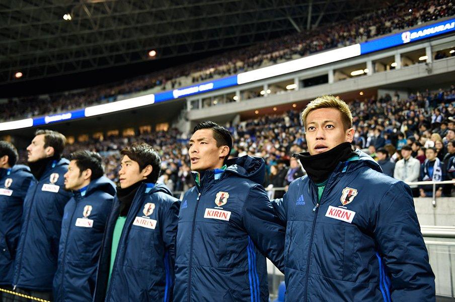 相手より、日程とチーム数の影響大。ハリルJ、W杯への関門は2度の「9月」。<Number Web> photograph by Asami Enomoto