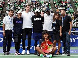 大坂なおみ、大阪での大きな優勝。臨時コーチの父とのキーワード。