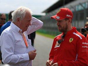 F1開幕戦前日に急逝した審判部長。ベッテル、ボッタスらが捧げた感謝。