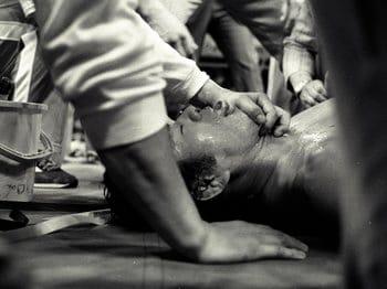 あのとき猪木の舌は出ていなかった。大どんでん返しのIWGP決勝戦秘話。<Number Web> photograph by Essei Hara