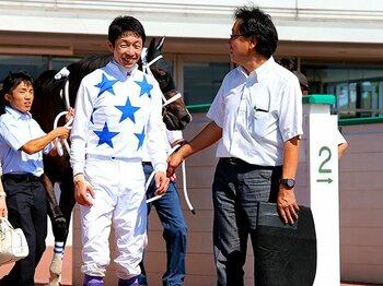 45歳、武豊はなぜ好調なのか?理想と「今のベスト」との狭間で。<Number Web> photograph by Yuji Takahashi