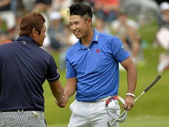松山ら「成功体験のゴルフ」が席巻。再構築とリスクで揺れる中堅の悩み。<Number Web> photograph by Kyodo News