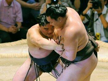 """数々のドラマが誕生した、再出発の名古屋場所。~大相撲""""新時代""""は始まるか?~<Number Web> photograph by KYODO"""