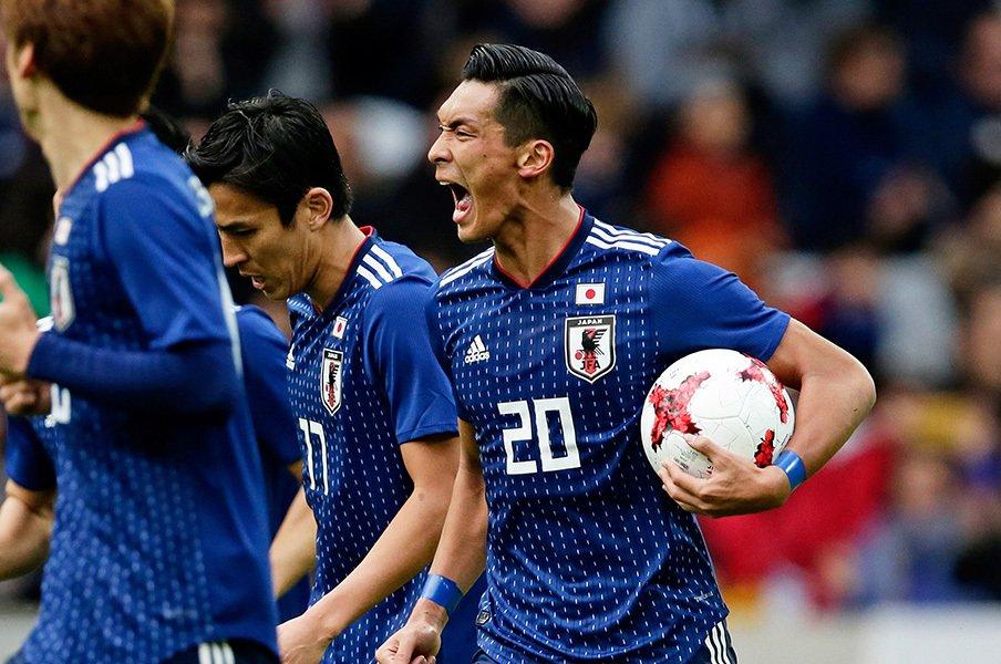 ベルギー戦で日本は何を見せるのか。親善試合で結果よりも大切なこと。<Number Web> photograph by Getty Images