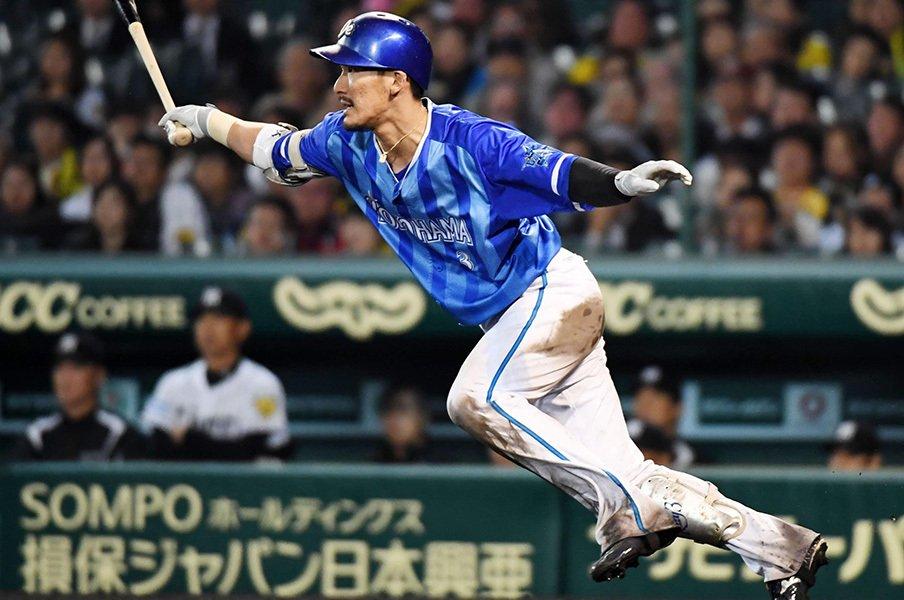 広島の手堅さか、DeNAの強攻策か。2番打者を巡る価値観対決、軍配は?<Number Web> photograph by Kyodo News