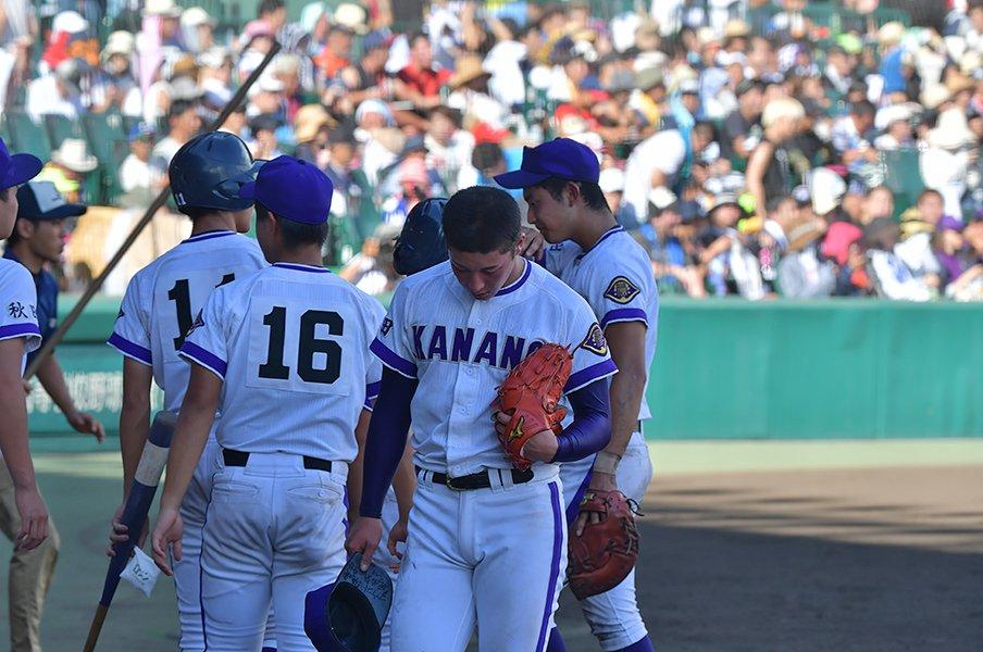 甲子園で球数制限しない理由は無い!天才と2番手投手の双方に利点アリ。<Number Web> photograph by Hideki Sugiyama