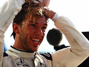 アルファタウリ・ホンダ、F1初優勝は「正当な結果」。真のパートナーが理解した日本人の精神性。
