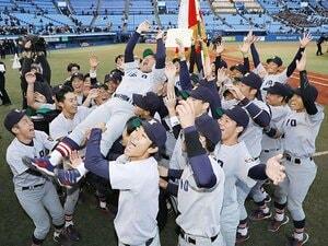 高校野球で無名→ドラフト上位指名。日本一の慶應大に見る逆転の要因。