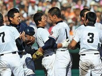 """日本文理の快進撃と""""菊池効果""""に沸いた夏。<Number Web> photograph by Hideki Sugiyama"""