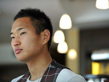 日本生まれの北朝鮮代表、鄭大世。異邦人の疎外感と葛藤を乗り越えて。<Number Web> photograph by Takuya Sugiyama