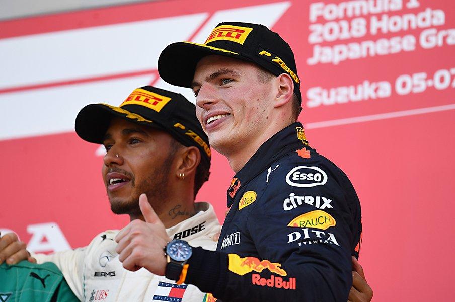 ハミルトン「鈴鹿――最高の響きだ」F1日本GP、ホンダの激走も期待大。<Number Web> photograph by Getty Images