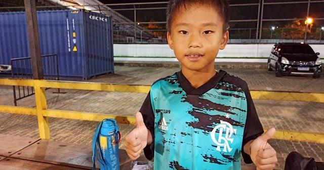 藤井清竹くん7歳が「サッカーするためにブラジルに残りたい」と言ったら? 両親の答えは…【日本人初の名門フラメンゴ加入】