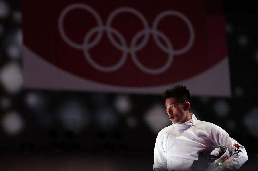 """「先輩にもここにいてほしかった…」見延和靖(34)が明かす、絶対に""""エペ団体で金メダル""""を獲りたかったもう1つの理由"""