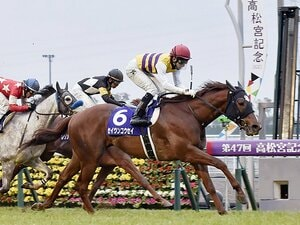 """高松宮記念、昨年王者は""""正騎手""""と。セイウンコウセイと松田大作の物語。"""