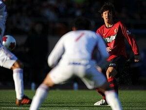 日本人FWに期待したい、若手選手のさらなる台頭。~「元・超高校級FW」対決を観て~