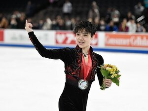 宇野昌磨、フリーで初めて4回転3本!スケートアメリカで優勝した舞台裏。