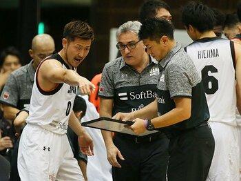 バスケ男子日本代表、アジア杯へ!前哨戦で見えたラマスHCのスタイル。<Number Web> photograph by AFLO