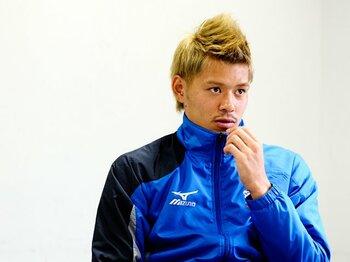 <五輪代表連続インタビュー#7> MF・山口螢 「自分たちはまだまだ甘い」<Number Web> photograph by Nanae Suzuki