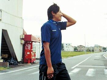 <北京の熱投から4年> 上野由岐子 「やっぱりソフトボールしかないのかなって」<Number Web> photograph by Mutsumi Tabuchi