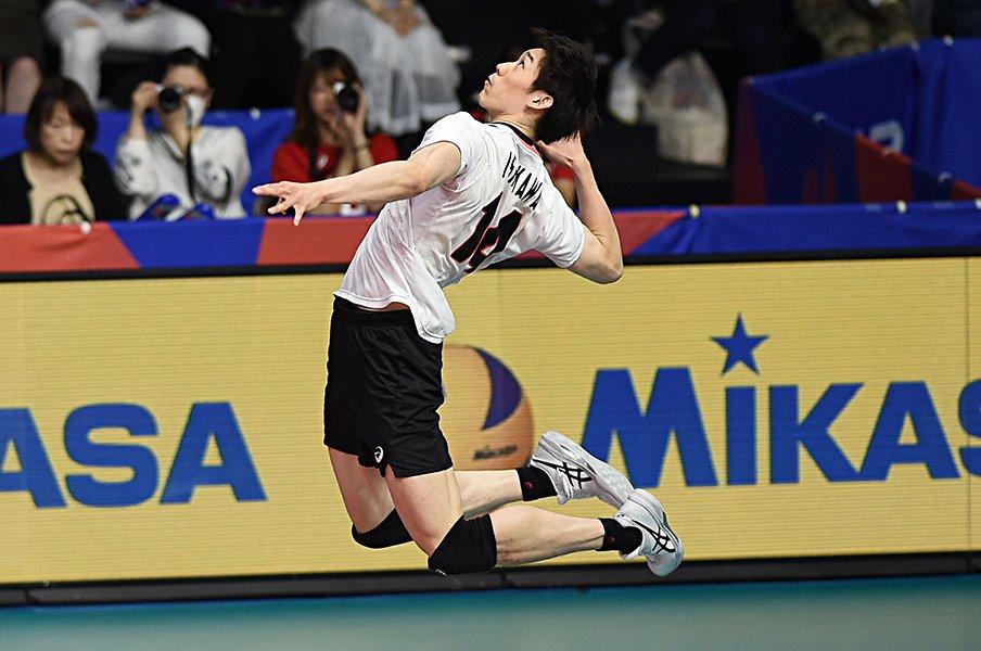 石川祐希の進化、差を埋める術。NLで2敗も日本男子バレーに兆し。