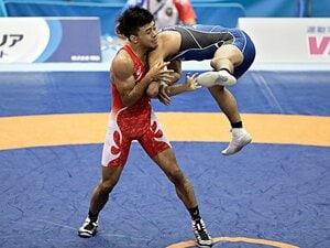 グレコと東京五輪にかける青春。文田健一郎はカザフで金色に輝く!