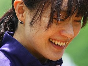 モーグルの新女王・上村愛子 「人は出会いで強くなれる」 ~特集:バンクーバーに挑む~