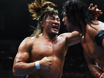 とことん熱かったG1クライマックス。新時代の新日本プロレスを徹底検証!<Number Web> photograph by Essei Hara
