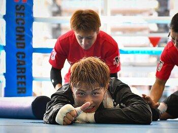 井上尚弥、最強証明のチャンス到来。4人の世界王者を含むトーナメント。<Number Web> photograph by Hiroaki Yamaguchi