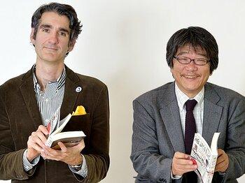 <2人の通訳の助言> フローラン・ダバディ×千田善 「矢野大輔よ、モウリーニョになれ」<Number Web> photograph by Takashi Shimizu