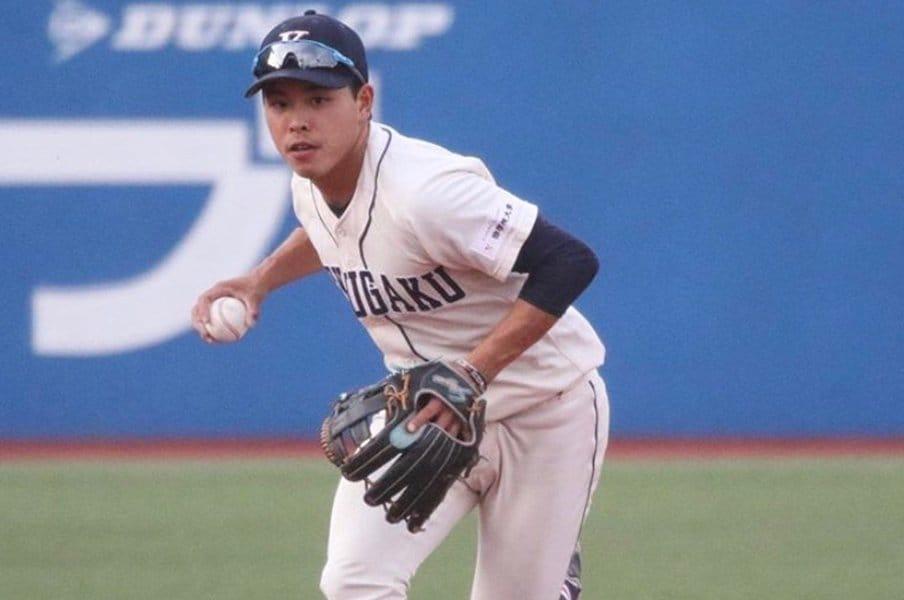ドラフト指名ボーダーの選手たちを大学の監督が自らプレゼン!3/4<Number Web> photograph by Kokugakuin University