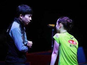 伊藤美誠と中国選手の本当の距離は?松崎コーチが語る転機と金メダル。