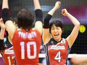 """日本には、""""省エネ""""バレーが必要だ。中田監督が新鍋理沙に託した役割。"""