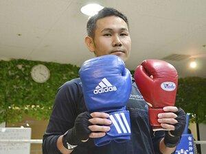 東京五輪を目指す元プロボクサー。高山勝成の「あと5cm」への挑戦。