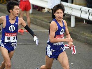 今季学生最強ランナー、順大・塩尻和也が目指す道。