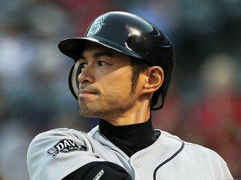 連続200本安打こそ途切れたが……。MLBのイチロー伝説は現在進行形!<Number Web> photograph by Getty Images