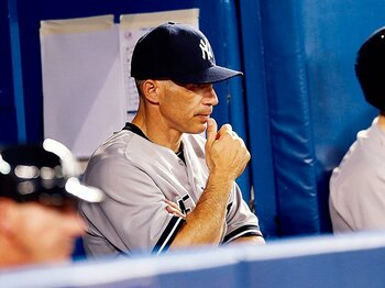 ヤンキース2年連続V逸は、「暗黒時代」の始まりなのか。~ジーター引退と同時進行の綻び~<Number Web> photograph by Yukihito Taguchi
