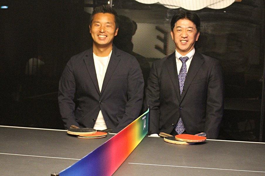 【NSBC第3期 スペシャルトーク】池田純×松下浩二Tリーグチェアマン「Tリーグ、1年目を徹底的に総括する」