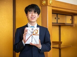 2020年『Number MVP賞』は藤井聡太二冠に決定!