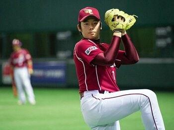 アンジャッシュ渡部建が考える、統一球、ルーキー、阪神の戦いぶり。<Number Web> photograph by Nanae Suzuki
