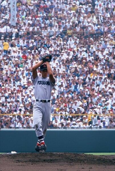 1998年8月22日 第80回全国高校野球選手権大会 決勝