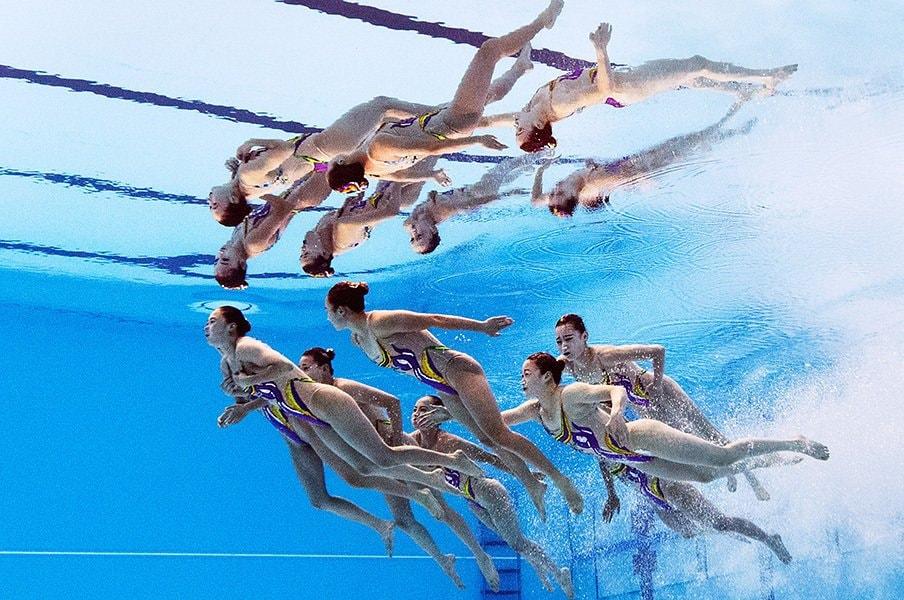 いいスポーツ写真の条件とは何か?トップカメラマンが語る「一瞬の美」。<Number Web> photograph by Adam Pretty/Getty Images