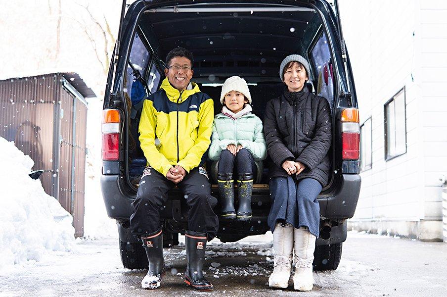 """51歳のプロアドベンチャーレーサー。""""鬼軍曹""""田中正人、風まかせの人生。<Number Web> photograph by Nanae Suzuki"""